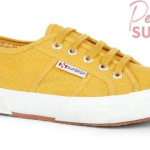 SUPERGA - SUPERGA Classic Cotu 2750 Senape Yellow