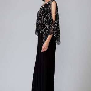 Abstract Pattern Jumpsuit 201169