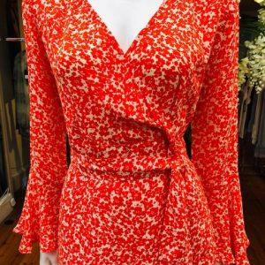 RIN Printed Dress