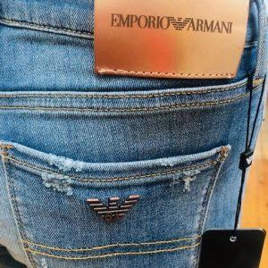 5 Pocket Skinny Fit Jean