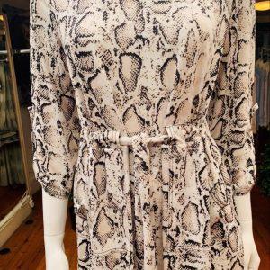 Snake Dress 201538