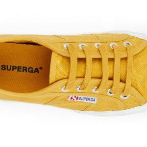 SUPERGA - 2750 COTU CLASSIC Yellow Senape - S000010
