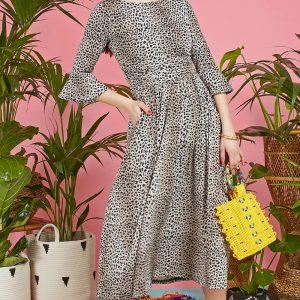 Tammy Midi Dress Solar