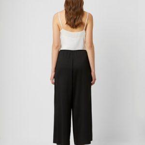 Alessia Satin Wide Leg Culottes