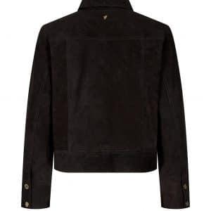 Malina Suede Jacket