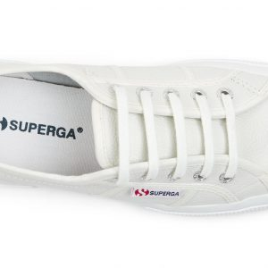 SUPERGA – 2750 WHITE LEATHER – S009VH0