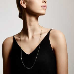 PILGRIM-Earth Necklace Gold