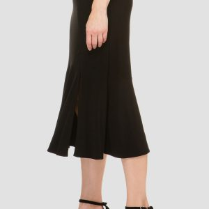 Skirt with Split Style 191091