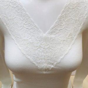 Bernardine Ivory T-Shirt