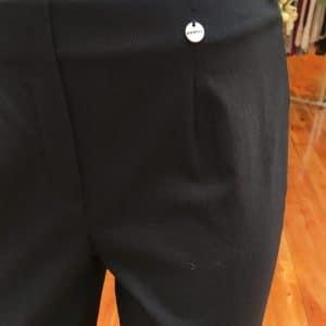 Marie Fit: Black Trouser