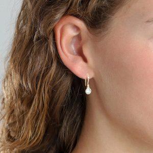 PILGRIM-Lucia Earring Gold
