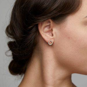 PILGRIM- Malin Earring Gold