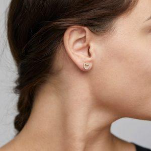 PILGRIM-Edie Earring Gold
