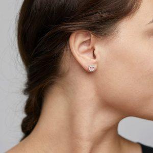 PILGRIM-Edie Earring Silver
