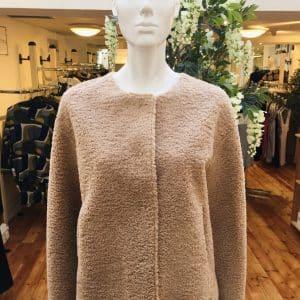 Short Wool Style Coat