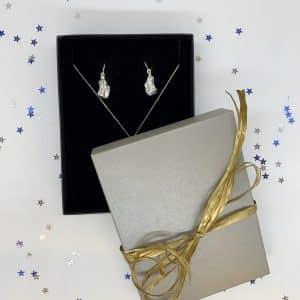 Chunky Droplet Jewellery Set