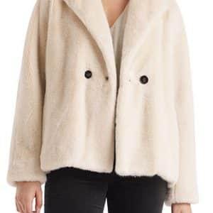 Birch Faux Fur Jacket