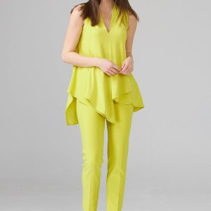 Lime Tunic Style 161066