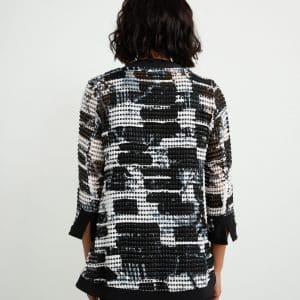 Asymmetric Jacket Style 211360