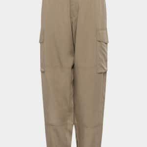 Drape Cargo Trouser