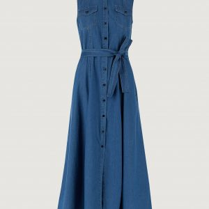 Denim Falesia Shirt Dress