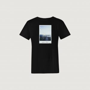 Black Gomma T-Shirt
