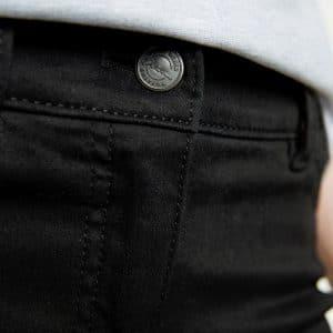 Best4me Slim-Fit 5 Pocket Jean in Black