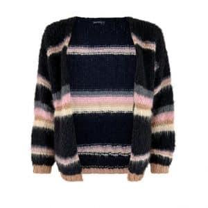 Tori Brushed Knit Cardigan