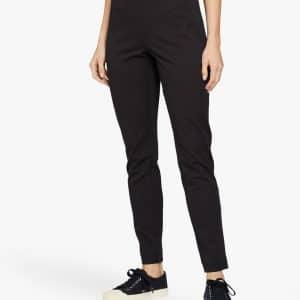 Black Poppy Trouser