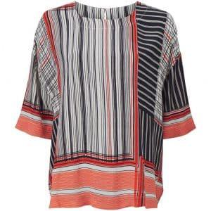 Striped Degana Top