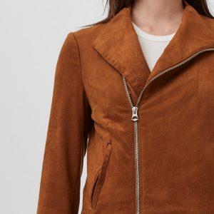 Calira Suede Jacket