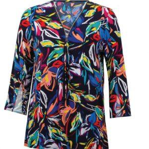 Multi-coloured Tunic Style 211348