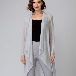 Sheer Cardigan Style 201217