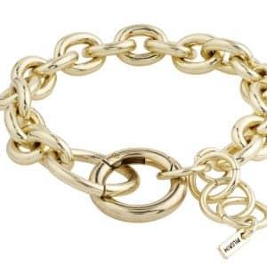 Gold Plated Heritage Bracelet