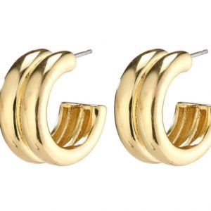 Gold Plated Heritage Earrings