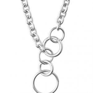 Silver Plated Heritage Necklace