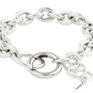 Silver Plated Heritage Bracelet