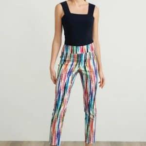 Multicolour Pants Style 212257