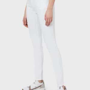 J20 Skinny Fit White Jean