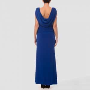 Draped Dress Style 181013