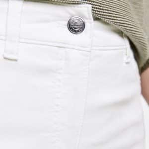 Best4Me Light  7/8 Length White Jean