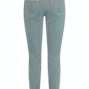 Best4Me 7/8 Length Striped Jean