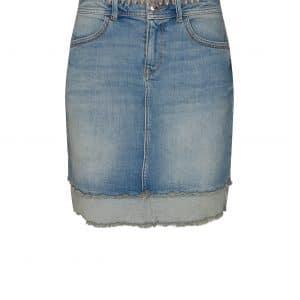 Everly Denim Skirt