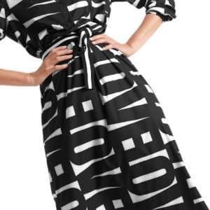 Love Lettering Midi Dress