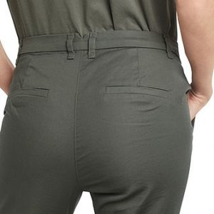 Stretchy Cotton Pants