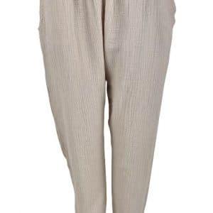 Kit Cotton Dune Trouser