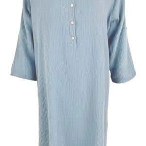 Light Blue Long Dune Shirt