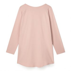 Robyn Pink White Star Top