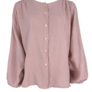 Rose Dune Puff Shirt
