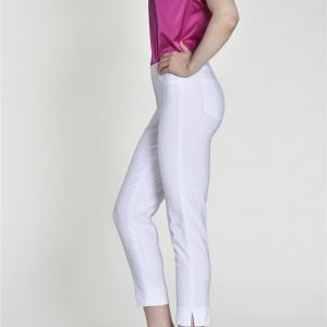 Bella 09 White Trouser